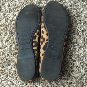 Nine West Shoes - Nine West Leopard Print Flats